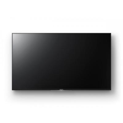 Sony public display: FW-43XD8001 4K - Zwart