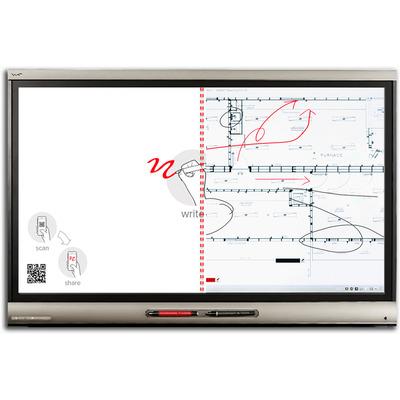 Smart technologies interactieve schoolborden & toebehoren: SMART Board 6075 Pro - Zwart