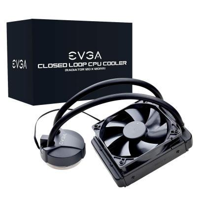 EVGA 1800 rpm, 32.1 dB, 120 x 120 x 25mm, Black