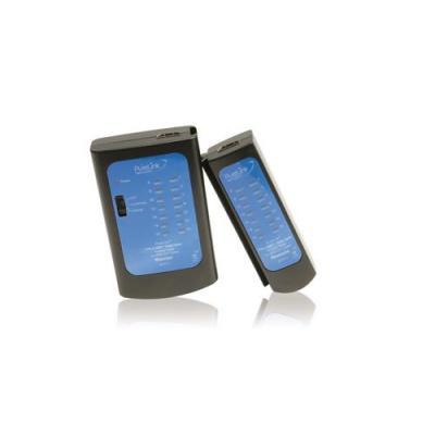 PureLink Portable HDMI Cable Tester Netwerkkabel tester - Zwart, Blauw