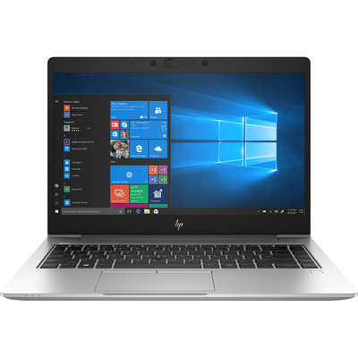 HP Bundel EliteBook 745 G6 en USB-C Dock G5 (7KN15EA + 5TW10AA) Laptop - Zilver