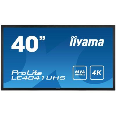 iiyama LE4041UHS-B1 public display