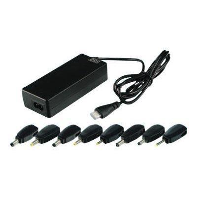 2-power power extrention: 48W Universal Net Book AC Adapter - Zwart