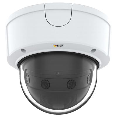 Axis P3807-PVE Beveiligingscamera - Zwart, Wit