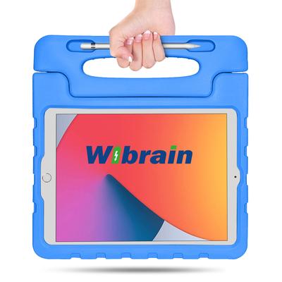 Wibrain iPad 10.2 Protector hoes, Blauw, 26 x 27 x 2,15 cm Beschermende verpakkingen
