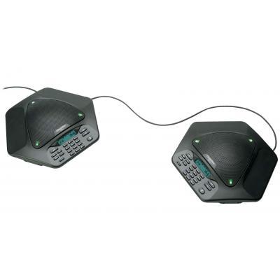 Clearone telefoonspeaker: MAX IP Expansion Kit - Zwart