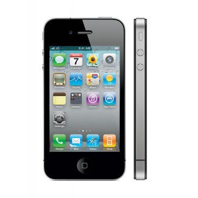 Apple smartphone: iPhone 4S 32GB Zwart | Refurbished | Als nieuw