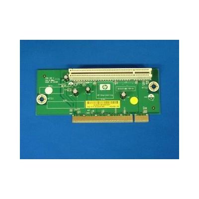Hp interfaceadapter: PCI riser card/backplane board - Groen