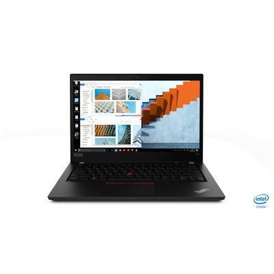 Lenovo ThinkPad T490 Laptop - Zwart