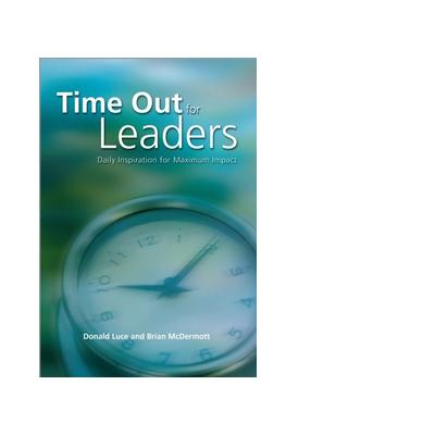 Nova vista publishing boek: Time Out for Leaders - eBook (PDF)