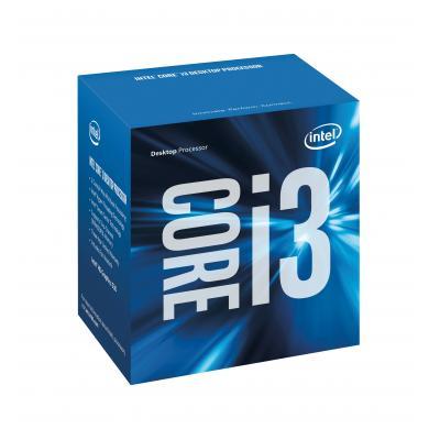 Intel processor: Core Intel® Core™ i3-7320 Processor (4M Cache, 4.10 GHz)