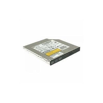 HP DVD-ROM drive - SATA interface, 9.5mm form factor - Includes bezel and bracket brander - Zwart
