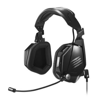 Mad catz headset: F.R.E.Q. TE - Zwart