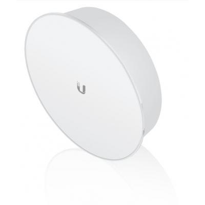 Ubiquiti Networks 5150-5875 MHz, 25dBi, GigabitEthernet, 8.5W, 3220g Wifi-versterker - Wit