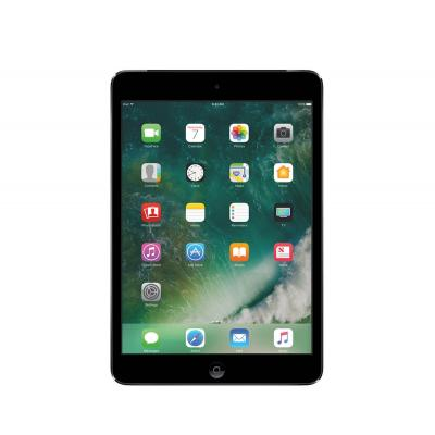 2nd by renewd tablet: Apple iPad Mini 2 Wifi refurbished door 2ND- 16GB Spacegrijs - Zwart (Refurbished AN)