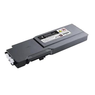 Dell toner: Magenta tonercartridge extra met hoge capaciteit voor de laserprinter C3760n/ C3760dn/ C3765dnf (9000 .....
