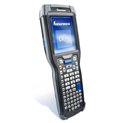Intermec CK71a - Alphanumeric PDA - Zwart