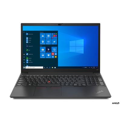 Lenovo E15 Laptop - Zwart