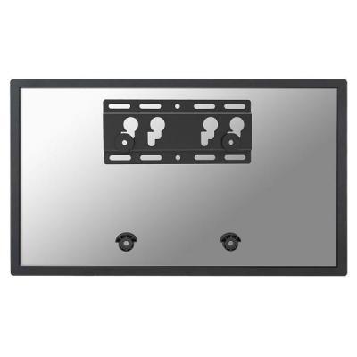 """Newstar montagehaak: De LED-W020 is een vlakke wandsteun voor flatscreen schermen t/m 40"""" (102 cm) - Zwart"""