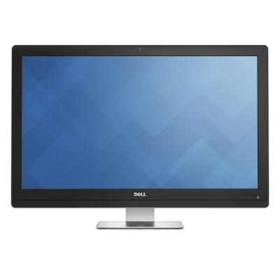 "Dell monitor: UltraSharp UltraSharp 27"" IPS LED Monitor - Zwart"