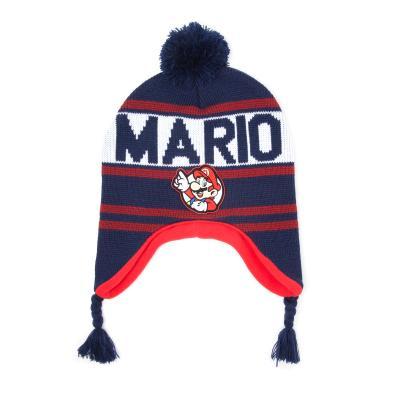 Nintendo game: - Beanie / Muts Super Mario
