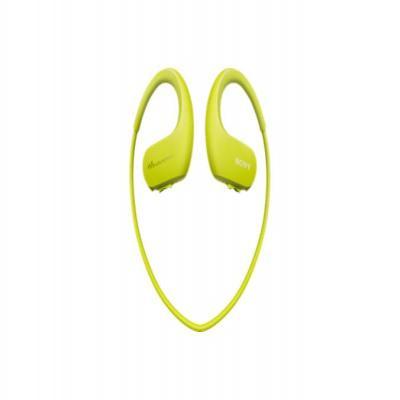 Sony MP3 speler: Walkman NW-WS413 - Limoen