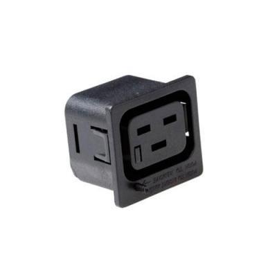Advanced cable technology electrische connectorsamensteller: Lock PA036 C19 Net Entree female met vergrendeling