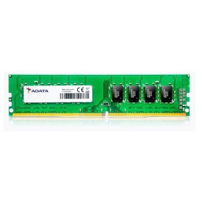 Adata RAM-geheugen: 8 GB, DDR4, 2133 MHz