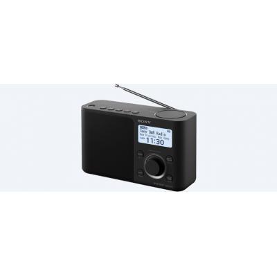 Sony radio: XDR-S61D - Zwart