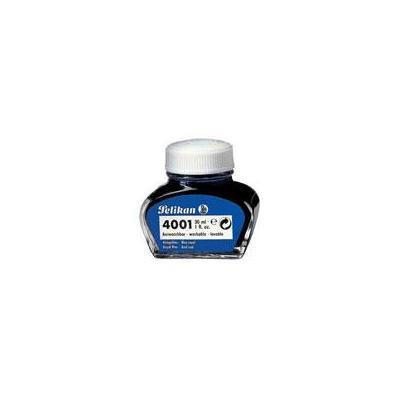 Pelikan inktvulling: Inkt vulpen blauw-zwart/flacon 62,5 ml