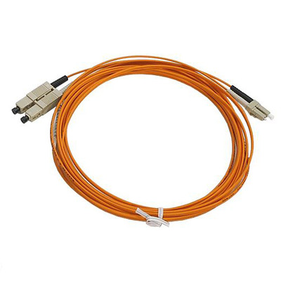Hewlett Packard Enterprise Fiber-optic short wave multimode interface cable - 50um core, .....