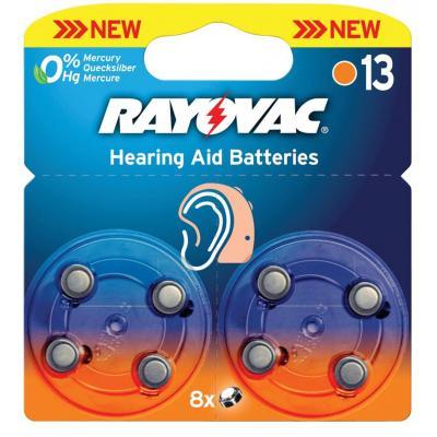Rayovac batterij: RAY-13B-8P