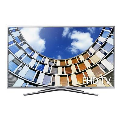 Samsung led-tv: UE49M5670 - Zwart, Zilver