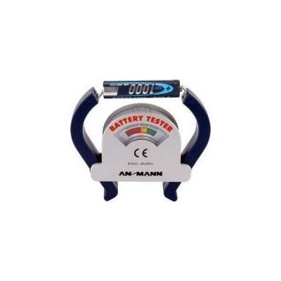 Ansmann tester: Battery tester