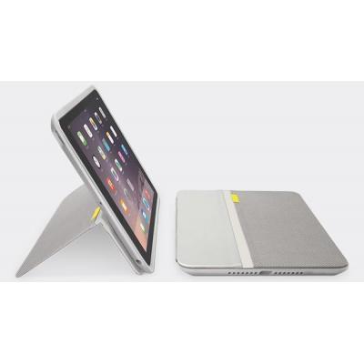 Logitech tablet case: AnyAngle Cover Grijs  voor iPad Air 2