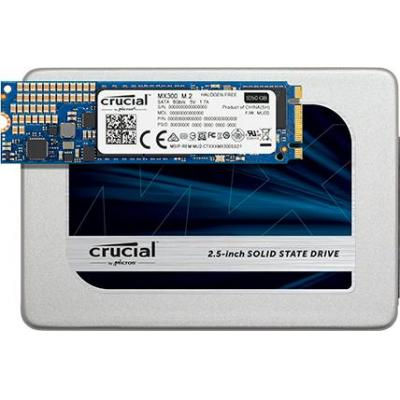 Crucial SSD: MX300