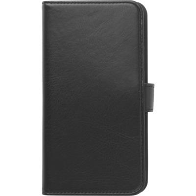 ESTUFF iPhone XR Wallet Mobile phone case - Zwart