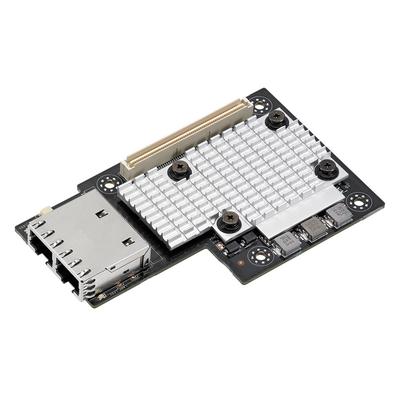 ASUS MCI-10G/X550-2T Netwerkkaart - Zwart, Grijs