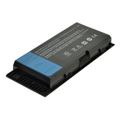 2-power batterij: 11.1 V, 6900mAh - Zwart