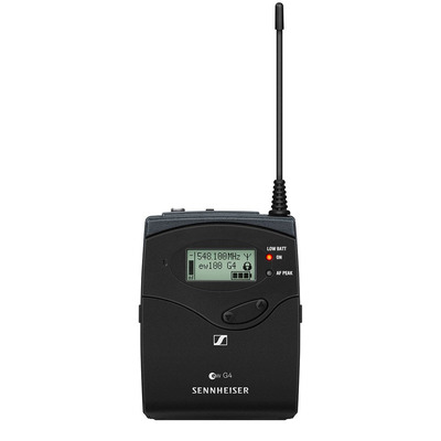 Sennheiser SK 100 G4-B - Zwart