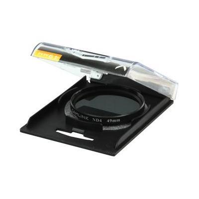 Camlink camera filter: Neutral density filter, 49mm - Zwart