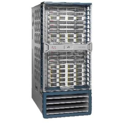 Cisco Nexus 7000 Series 18-Slot Chassis including Fan Trays, No Power Supply, RF netwerkchassis