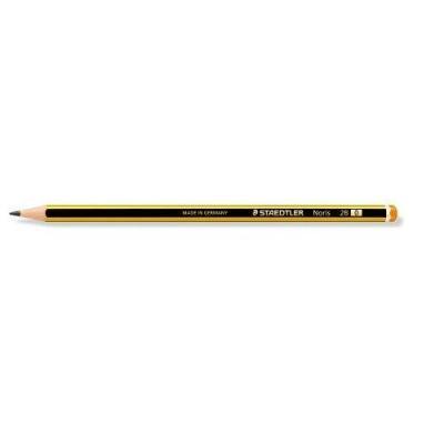 Staedtler potlood: Noris - Zwart, Geel
