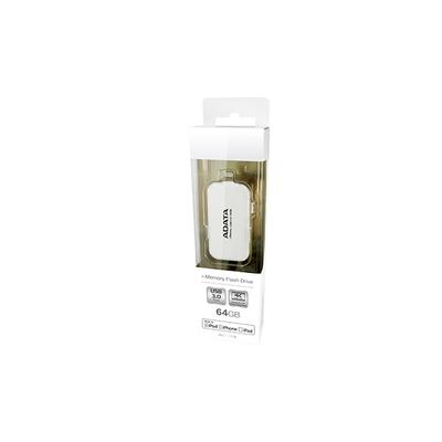 ADATA UE710 64GB USB flash drive - Wit
