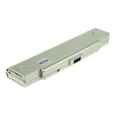 2-power batterij: Interne batterij - Zilver