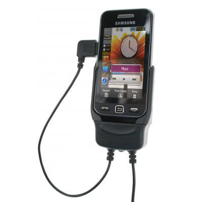 Carcomm CMPC-612 Mobile Smartphone Cradle Samsung GT-S5230 Star Houder - Zwart