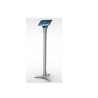Compulocks : Cling 2.0 Universal Tablet Adjustable Security Floor Stand - Universal iPad Floor Stand - Zilver
