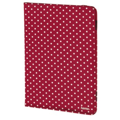 Hama Polka Dot Tablet case - Rood