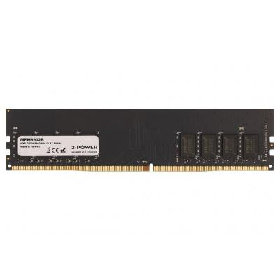 2-power RAM-geheugen: 4GB DDR4 2400MHz CL17 DIMM Memory - replaces KCP424NS6/4