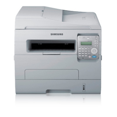 Samsung multifunctional: Print/Copy/Scan/Fax, 28ppm, 1200 x 1200dpi, 33.6 Kbps Modem, USB 2.0, 10/100 Base TX LAN, 128 .....